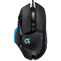 Logitech G502 USB Gaming Mouse (Black)