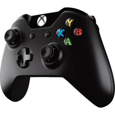 Microsoft Wireless Controller For Xbox One Gamepad (Black)