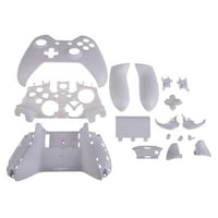 New White Full Housing Shell Case Parts for Xbox One Wireless Controller