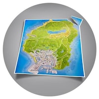 PrintVoo 3D Map Art Design Mousepad