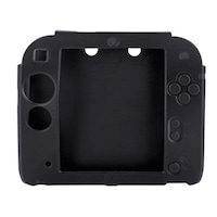 SoftSilico CaseCover + Clear Screen Protector for Nintendo2DS