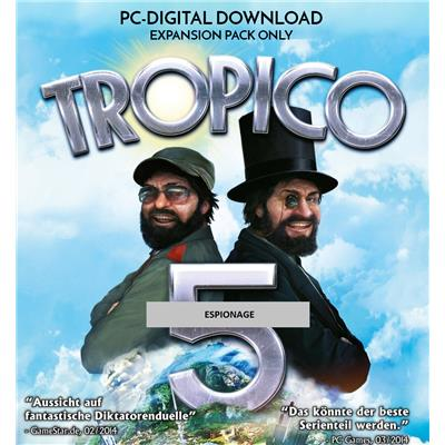 Tropico 5 - Espionage Paytm Mall Rs. 43