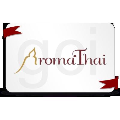 Aroma Thai Spa Gift Voucher