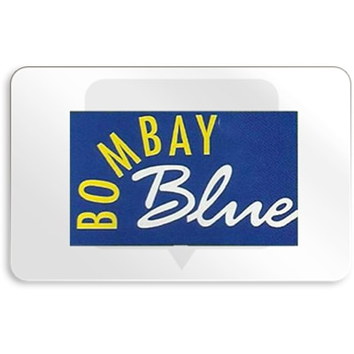 Bombay Blue E Gift Card
