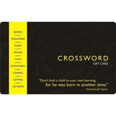 Crosswords Books Voucher