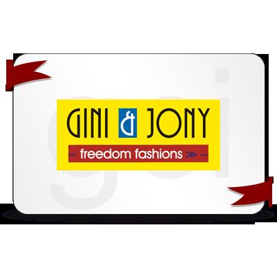 Gini & Jony Kidswear Gift Voucher