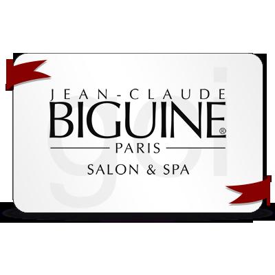 Jean Claude Biguine Salon Gift Card