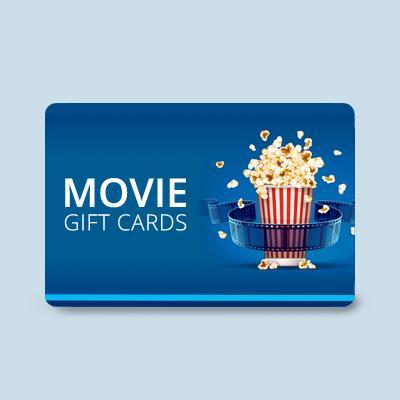 Movie Gift Card