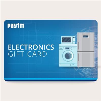 Electronics E Gift Card