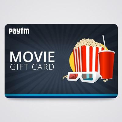 Movie E Gift Card
