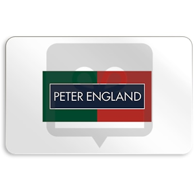 Peter England E Gift Card