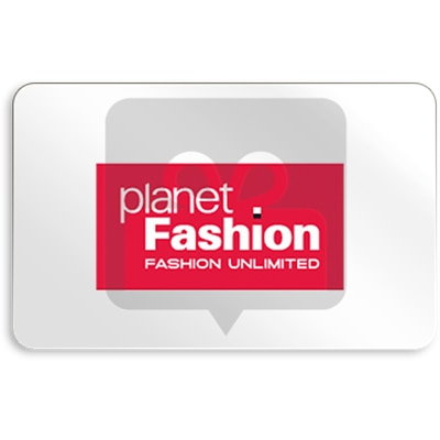 Planet Fashion E Gift Card