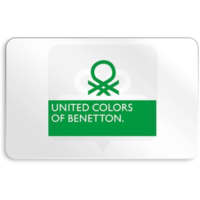 United Colors Of Benetton E Gift Card