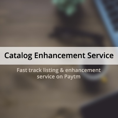 Catalog Enhancement Service - Standard Enhancement