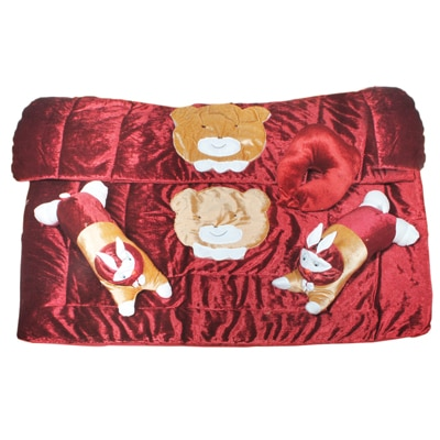 Madhav Products Baby Bedding Rabbit Set
