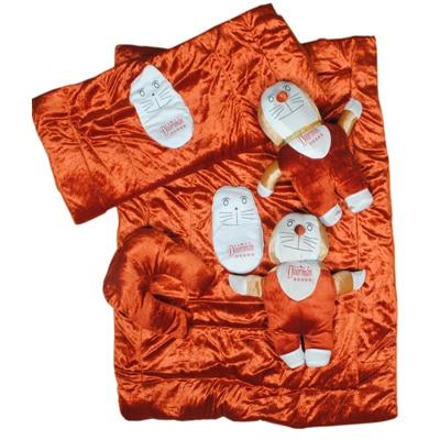 Madhav product Baby Bedding Doorimon Set