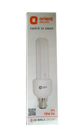 Orient-Half-Spiral-(23W,-Normal-15W)-CFL-Bulb-Combo