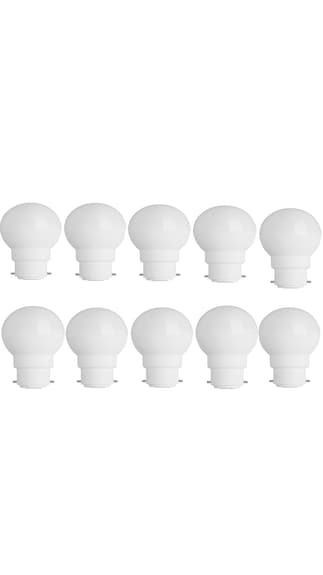 Rashmi-0.5W-Led-Candel-Night-White-Lamp-Round-(White,-Pack-of-10)
