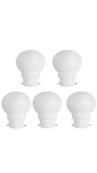 0.0.5W-Led-Candel-Night-White-Lamp-Round-(White,-Pack-of-5)