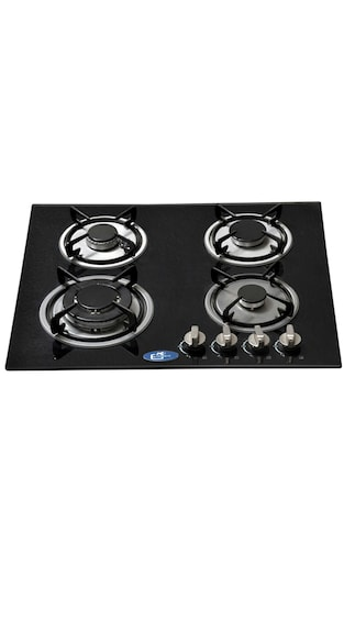 ELE-1016 AI 4 Burner Built In Hob Gas Cooktop