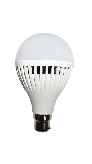N Safe 9W White LED Bulbs