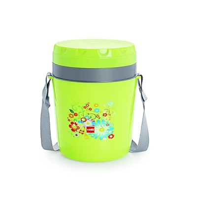 Cello Micra Insulated Lunch Carrier -4 Container