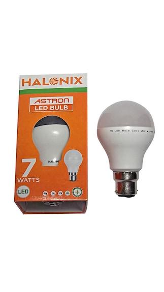 7W White LED Bulb