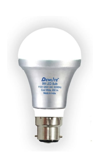 Dewlite-9W-LED-Bulb-In-G9-Series-(Cool-White)