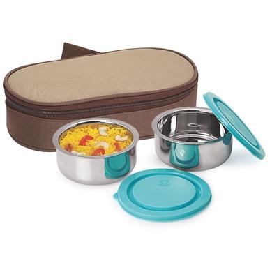 NanoNine Insulated 2Pc Junior Lunch Box