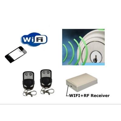 2 Set Of Wireless RF Remote Cum Mobile Wifi Cloud...