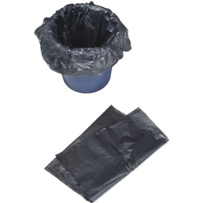 A-1 Garbage Or Dustbin Bags 4 Packs With 120 Pcs