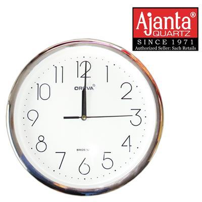 Ajanta Oreva Round Wall Clock