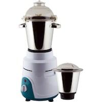 Anjalimix Canteen Master 1100 W Mixer Grinder (White/2 Jars)