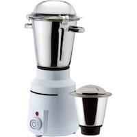 Anjalimix Hotel Master 1200 W Mixer Grinder (White/2 Jars)