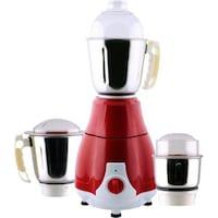 Anjalimix Pearl 750 W Mixer Grinder (Red/3 Jars)