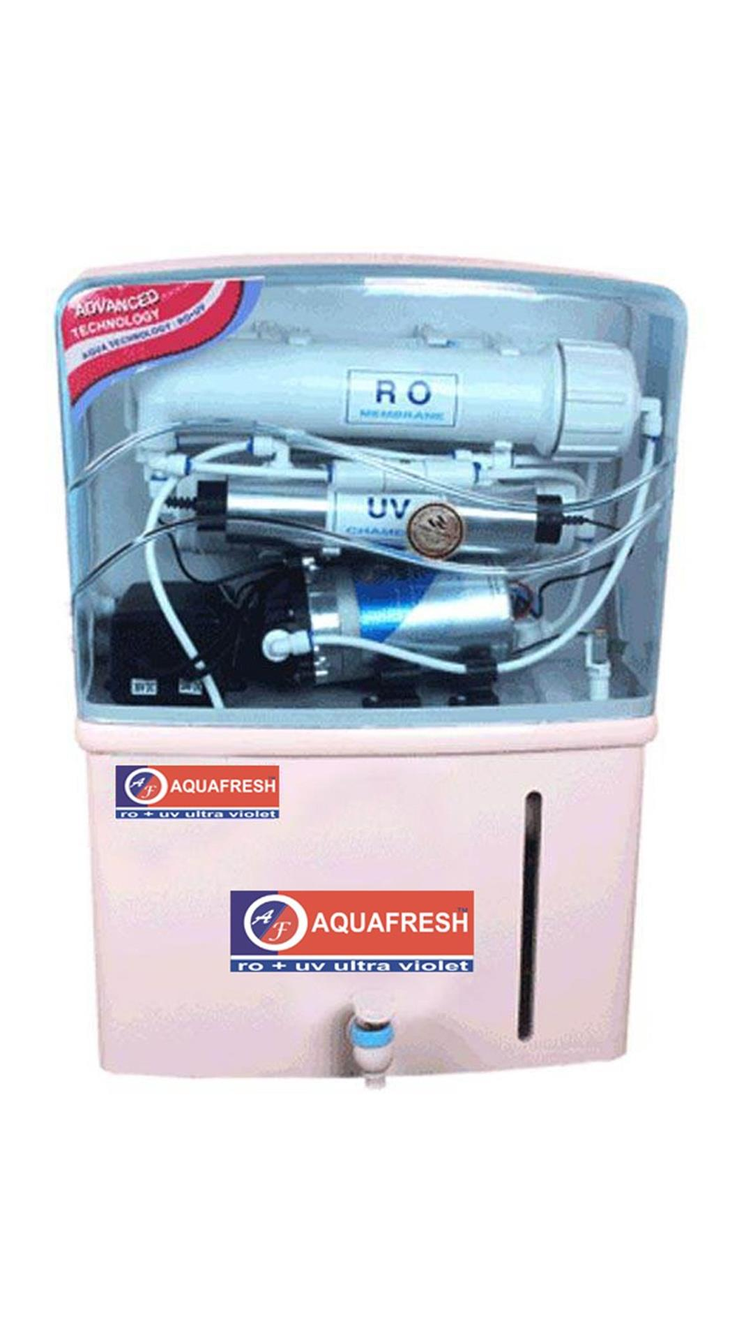 Aquafresh BTS021 12 L RO+UV+UF Water Purifier (White)