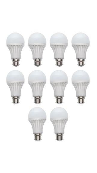 12W (Pack of 5) & 15W (Pack of 5) White Led Bulb