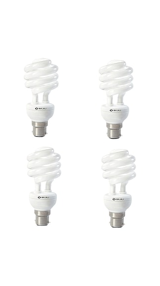 Bajaj-Spiral-15-Watt-CFL-Bulb-(White,-Pack-of-4)