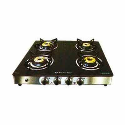 Bajaj 4 Burner-CG-iX4-Auto Glass Gas Cooktop