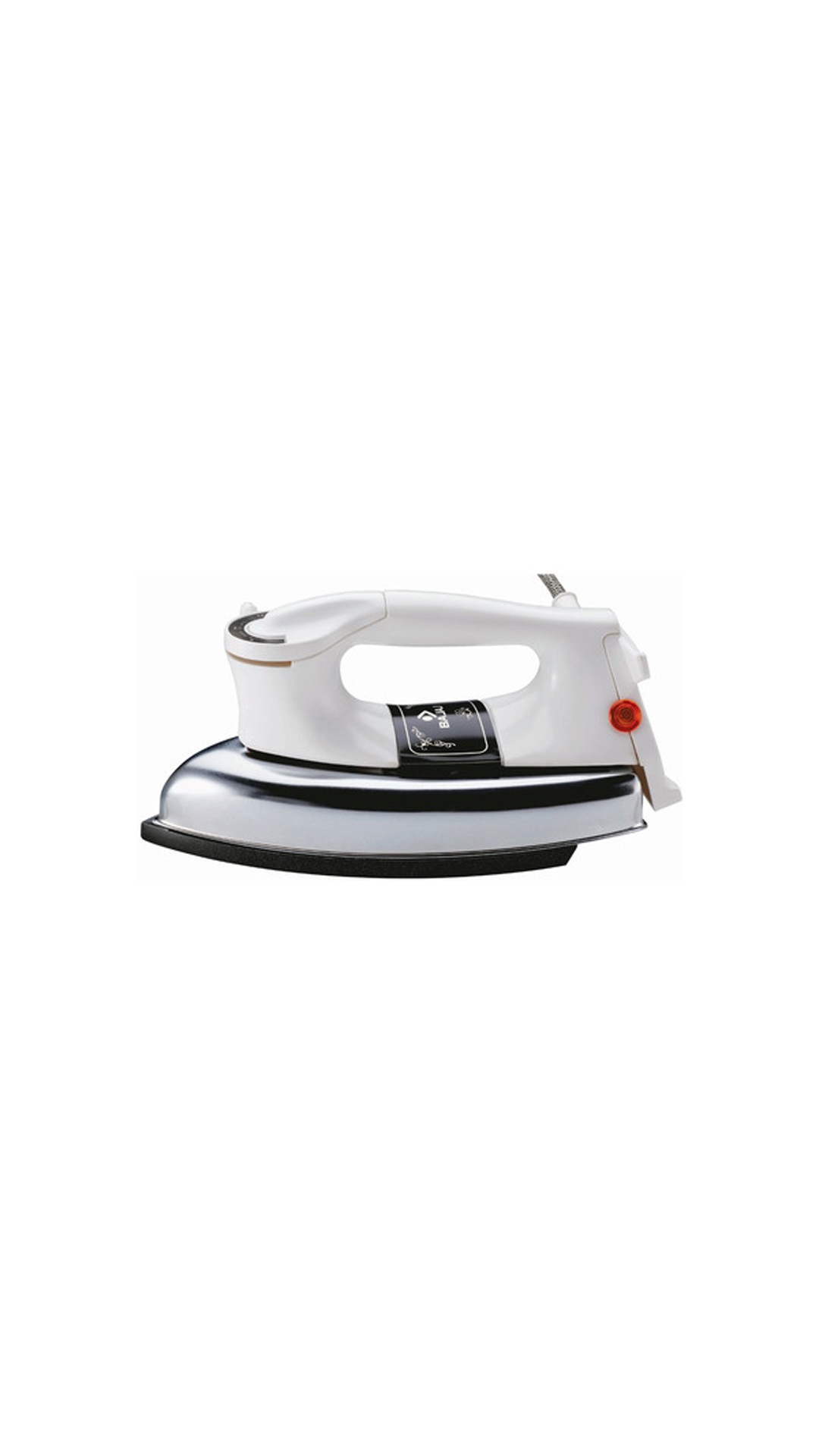 Bajaj Majesty DHX 9 750 W Dry Iron (White)