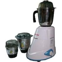 Bajaj Vacco M-03 500 W Mixer Grinder (White)