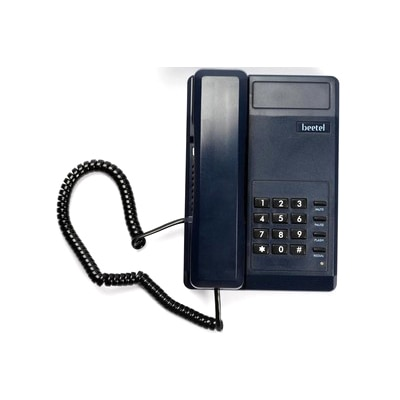 Beetel B11 Blue Corded Phone