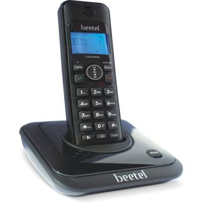 Beetel X63 Solo Cordless Landline Phone