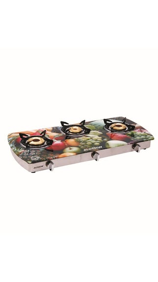Fruit 3 Burner Gas Cooktop