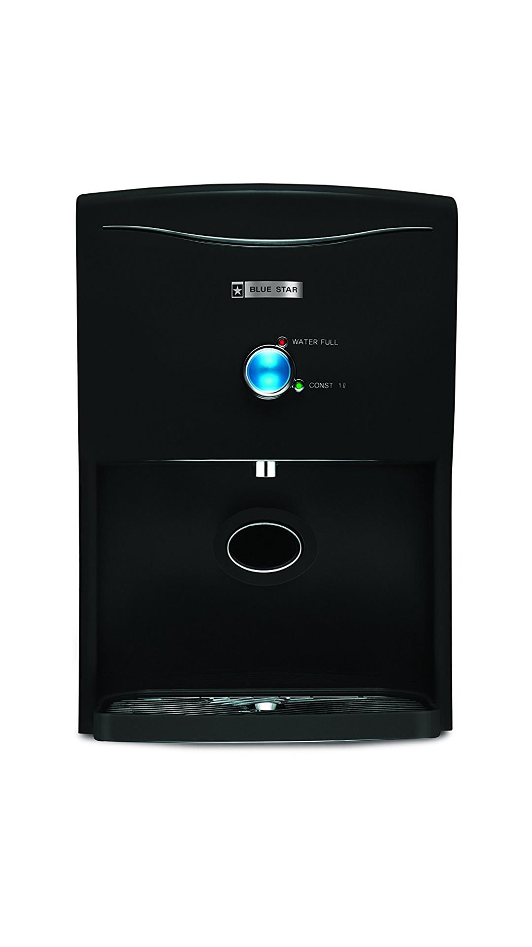 Blue Star Prisma PR4BLAM01 4.2 L RO+UV Water Purifier (Black)