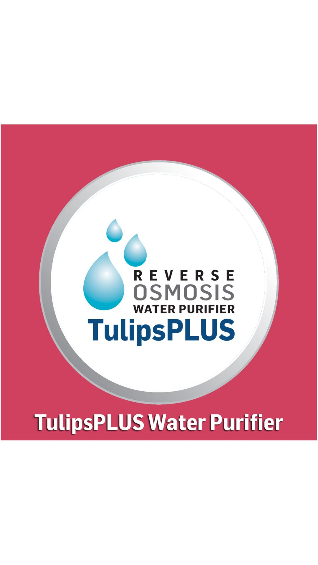 Bluelife TulipsPLUS 9 L RO+UV Water Prifier (White & Silver)