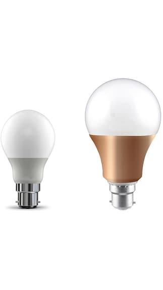 BLUZON-5-W-&-12-W-B22-LED-Bulb-(White,-Pack-of-4)