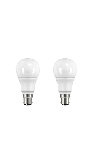 9 Watt B22 LED Bulb (White, Pack of 2)