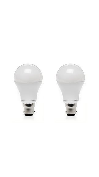 BLUZON-7-Watt-B22-LED-Bulb-(White,-Pack-of-2)