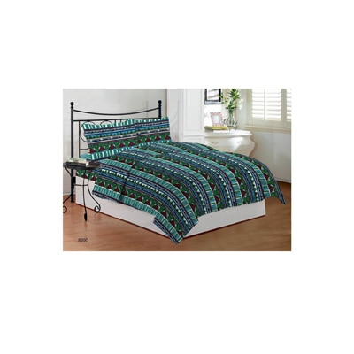 Bombay Dyeing 100% Cotton Bedsheets-Floral Fiesta